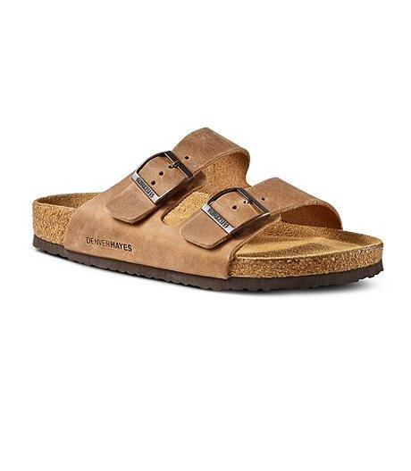 617c9b7f06c9 Denver Hayes Men's Cork Town Sandals