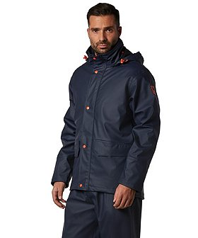 Helly Hansen Workwear Men's Gale Rain Jacket