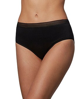 Denver Hayes Women's Perfect Fit Panty Seamless Modern Brief