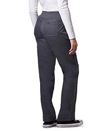 364a736d9b90 ... HEALTH PRO Women s Comfort Waist Stretch Cargo Scrub Pants