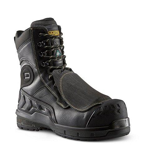 0bf26feb25bdd Men's Dakota 8416 8 Inch Composite Toe Composite Plate Metguard Work Boot