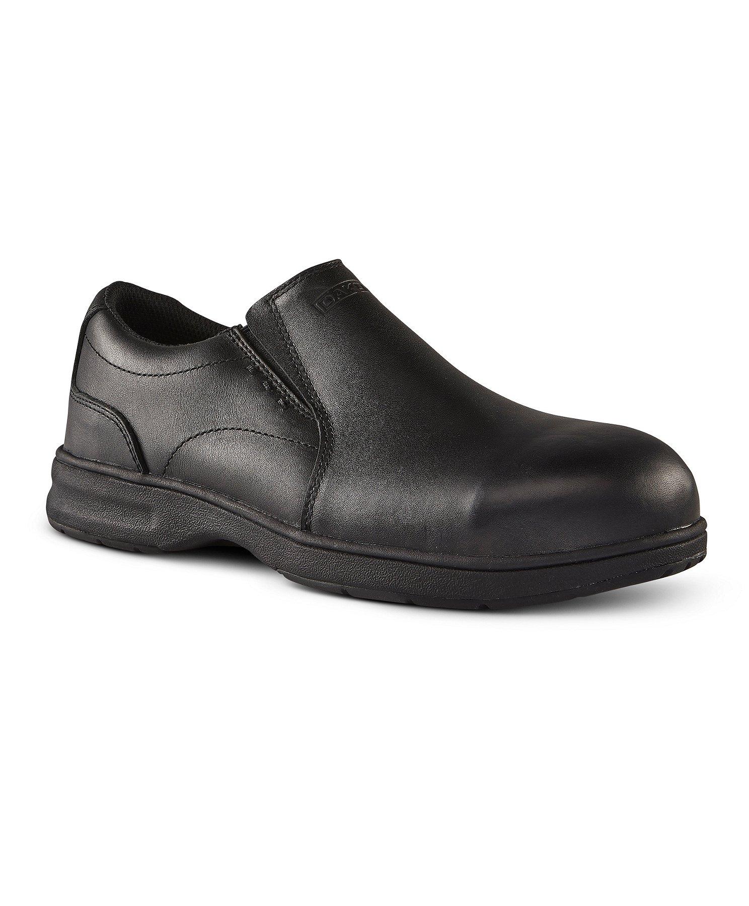 114e59abe1edd Men's Dakota ESD Aluminum Toe Slip On Leather Safety Shoe