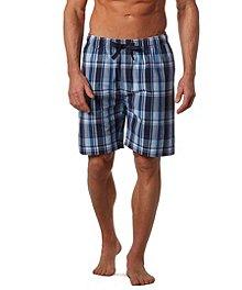 258d85cdb Denver Hayes Men's Woven Plaid Lounge Shorts ...