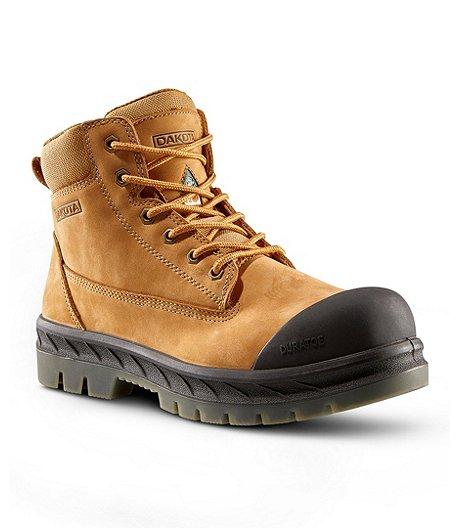 d5eebd6892b Men's Dakota 6518 6 Inch Steel Toe Steel Plate Safety Work Boot