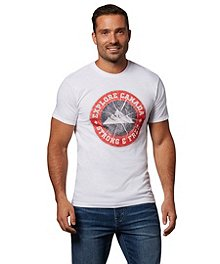 acc169225 Logo T-Shirt Men's Jumpstart Canada Explore Graphic T-Shirt ...