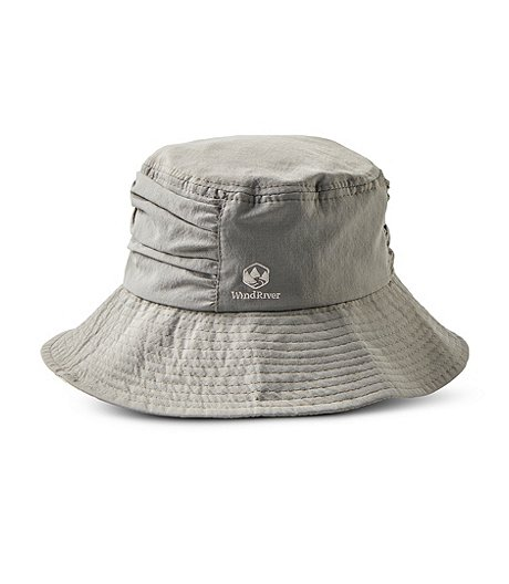 d6f803947 WindRiver Mosquito Repellent Wide Brim Hat No Fly Zone