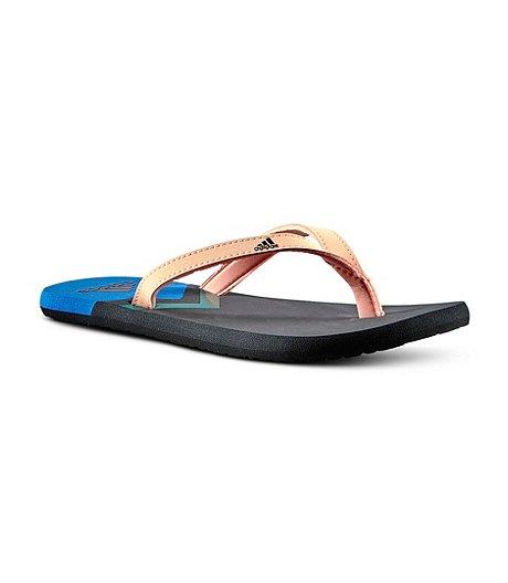 7e498ad81054 Adidas Women s Eezay Soft Flip-Flops