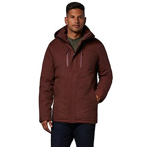 Windriver T-Max Insulated HD2 Water Resistant Mid-length Jacket