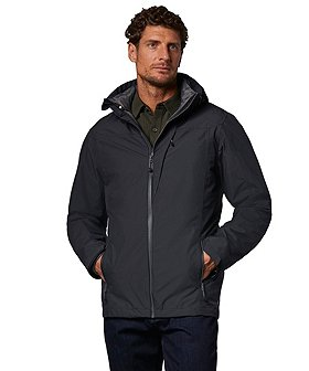 WindRiver Men's T-Max Insulated Waterproof HD3 3-In-1 Jacket