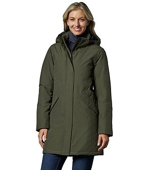 Denver Hayes Women's T-Max  Water Resistant HD2 City Parka