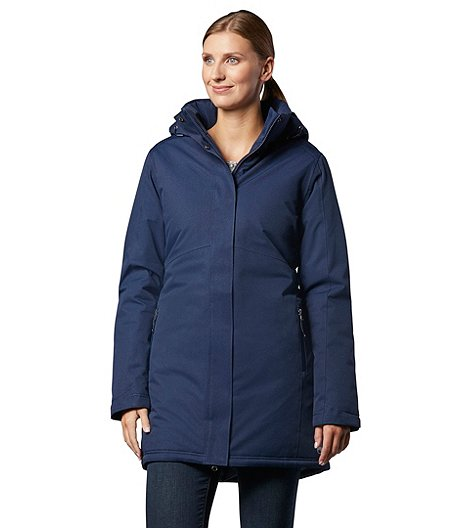 WindRiver Women's T-Max Water Resistant HD2 Parka