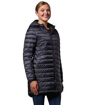 WindRiver Women's Light Weight T-Max Water Repellent HD1 Printed Jacket
