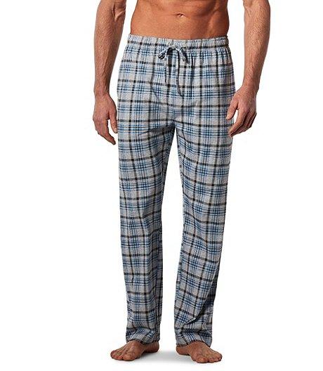 b64ba906 Denver Hayes Men's Jersey Plaid Lounge Pants