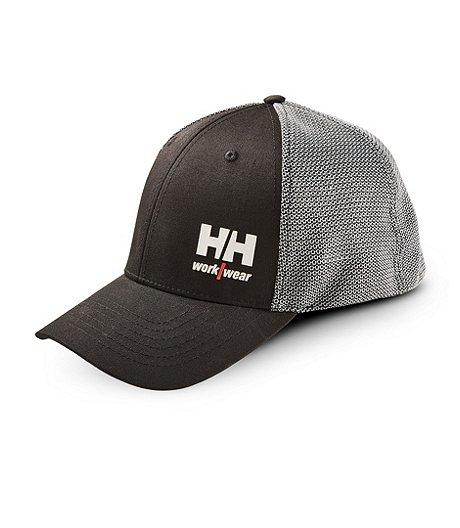 396fd89511a Helly Hansen Workwear Mesh Back Ball Cap