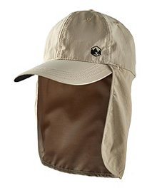 1e19cccc8c WindRiver No Fly Zone Ball Cap with Neck Shade ...