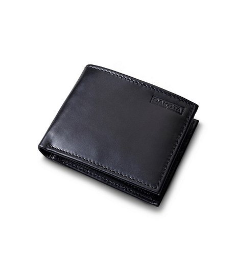 9f8ddadc2431 Men's Bifold Leather Wallet