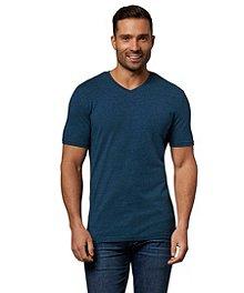 c5083e2a Denver Hayes Men's Stretch V-Neck T-Shirt ...