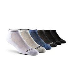 420984c95e202 Matrix Men's 6-Pack Cotton Blend Low Cut Sport Socks ...