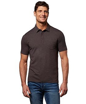 Denver Hayes Men's Comfort Polo