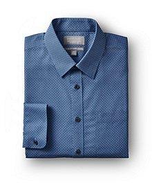 ae38d4c2 Denver Hayes Men's Never Iron Hidden Button Shirt ...