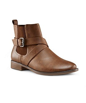 Denver Hayes Women's Lana Strappy Ankle Boots