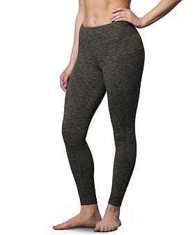 Shambhala Women's 7/8 Space Dyed Leggings