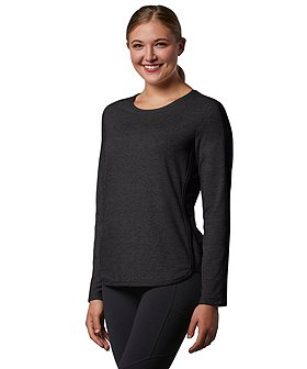 Shambhala Women's French Terry Pullover