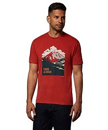 129c79238ca2 WindRiver Men's Take a Hike Graphic T-Shirt ...