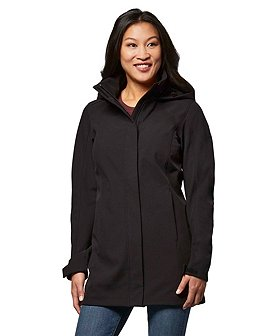 WindRiver Women's Water Repellent HD1 Softshell Jacket