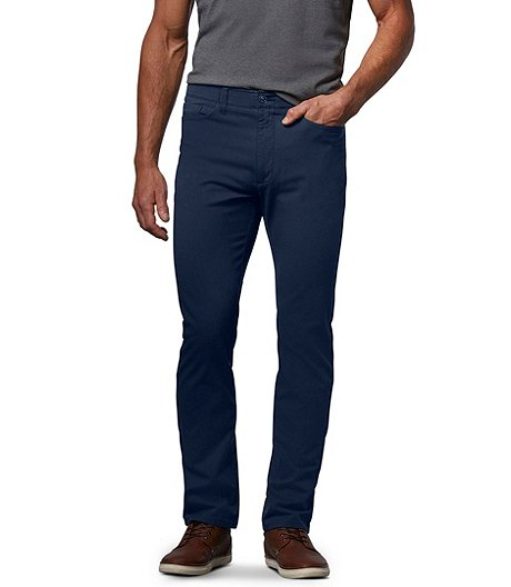 Men's Stretch Slim Fit Chinos
