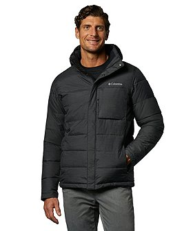 Columbia Men's Ridgeview Peak Hooded Jacket