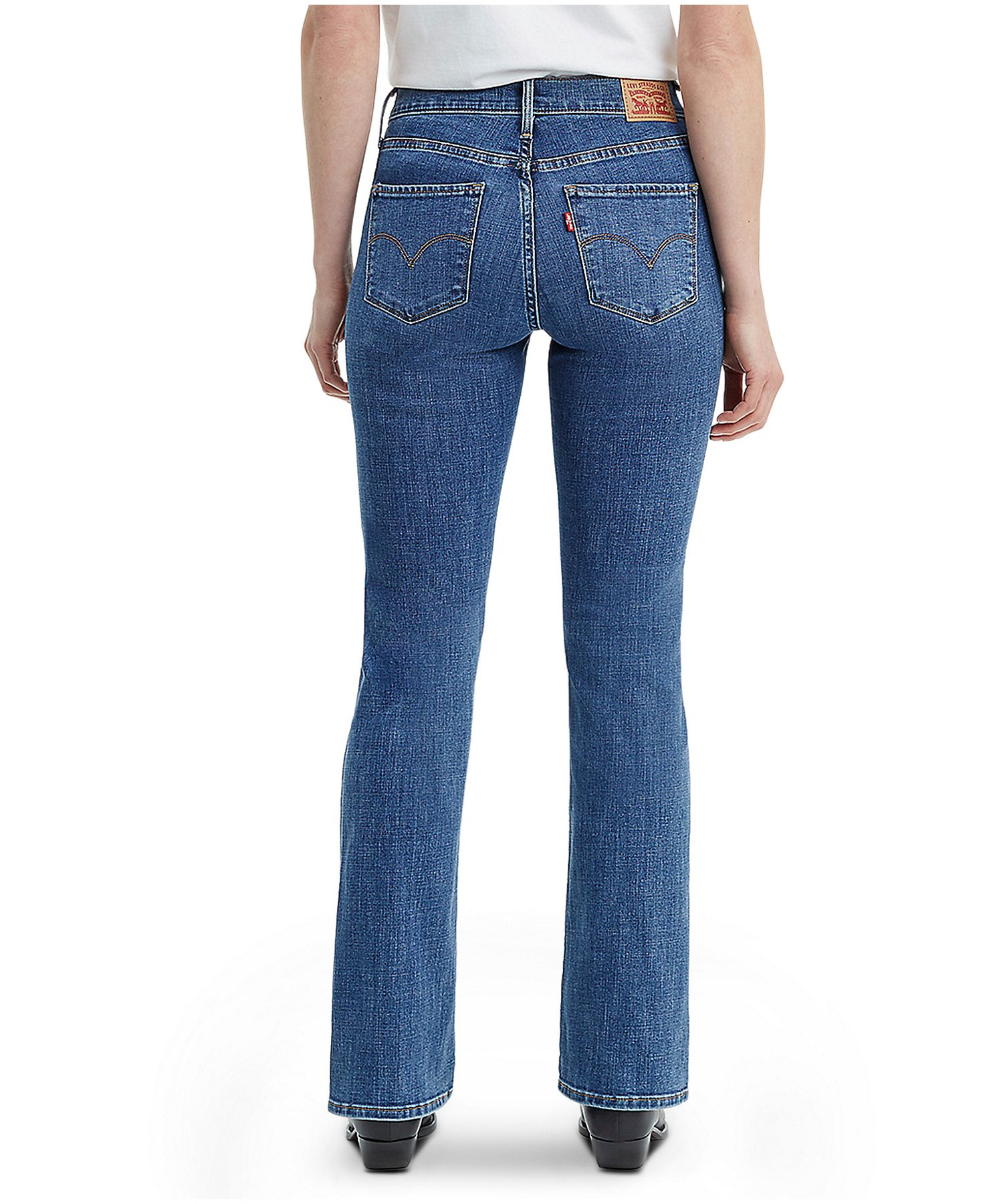 agreatvarietyofmodels reputable site kid Women's 315 Shaping Bootcut Jeans
