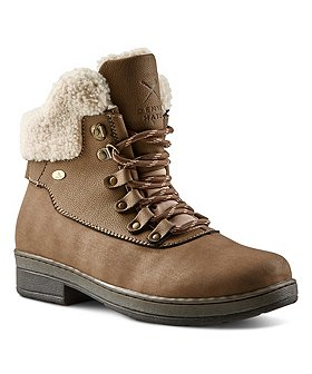 Denver Hayes Women's Jadda Winter Boots - Taupe