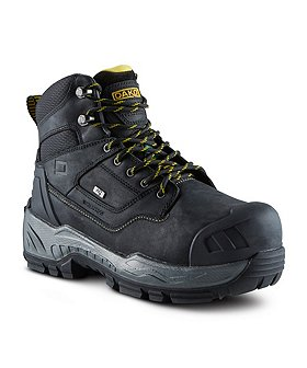 Dakota Men's Traction on Demand 6 In Composite Toe Composite Plate Waterproof Work Boots