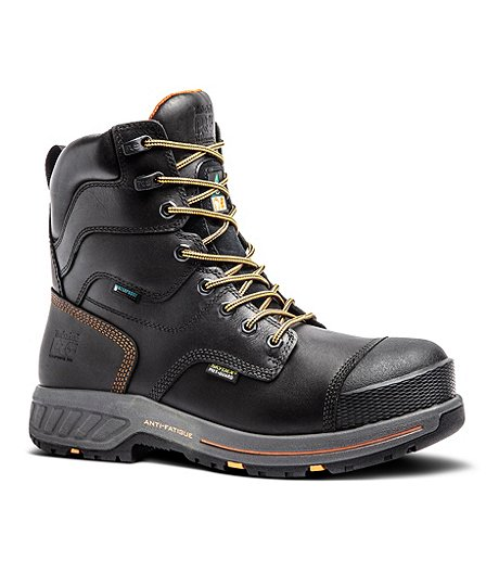 Men's Endurance HD 8 In Composite Toe Composite Plate Internal Met Guard Work Boots