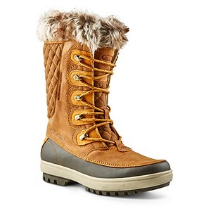 Helly Hansen Garibaldi Winter Boots - Wheat