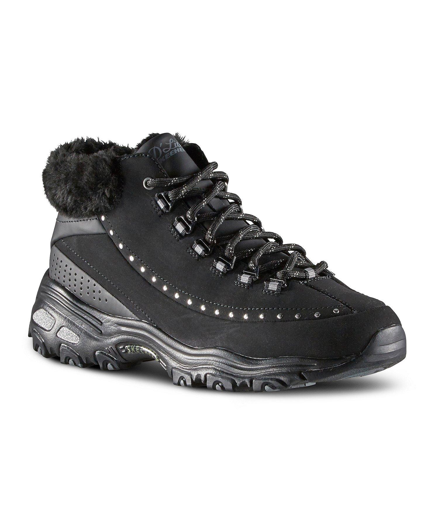 Magnético apodo muerte  Women's D'Lites Gleeful Boots - Black | Mark's