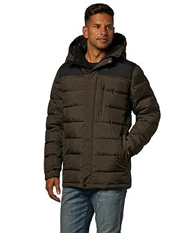 Buffalo Men's Hooded Winter Jacket