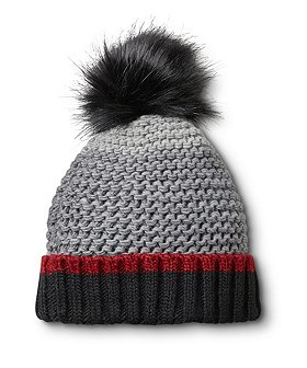 WindRiver Women's Heritage Drop Stitch Cuffed Toque