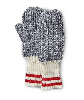 WindRiver Women's Heritage Sherpa Lined Traditional Mitts
