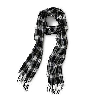 WindRiver Women's Heritage Buffalo Plaid Scarf