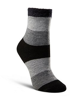 WindRiver Women's Heritage Colour Block Double Knit Socks