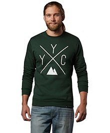 63e1794494dde8 Local Laundry Men's YYC Fleece Crew Neck Sweatshirt ...