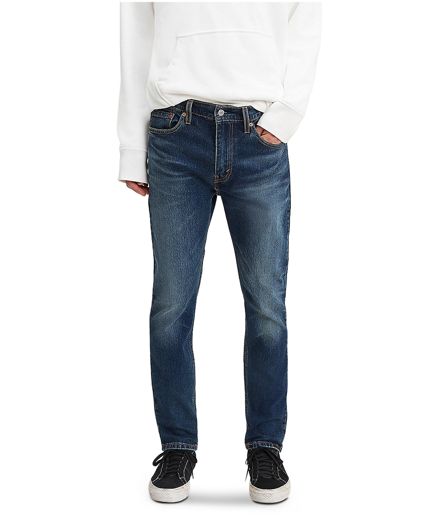 low cost for whole family new york Men's 510 Skinny Fit Golden Rod Jeans