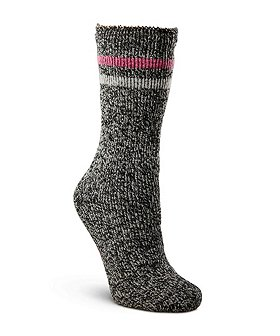 Denver Hayes Women's T-Max Anti-Skid Home Socks