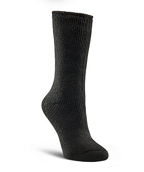 WindRiver Women's T-MAX Solid Crew Socks