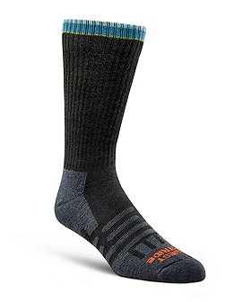 FarWest Men's Alpaca Blend Full Cushion Crew Socks