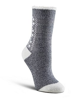 Denver Hayes Women's Double Knit Super Soft Socks