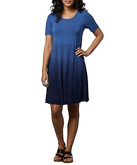 Denver Hayes Women's Knit T-Shirt Dress