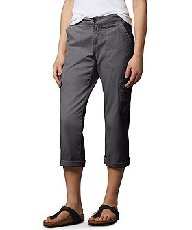 Denver Hayes Women's Cargo Crop Pants
